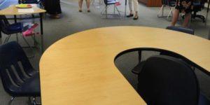 sensory classroom desks