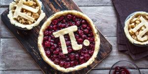 pie with pi symbol