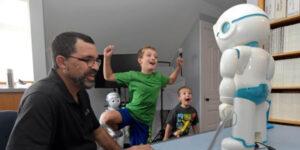 robot autism